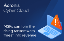 MSPs Can Turn the Rising Ransomware Threat into Revenue