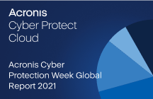 Acronis Cyber Protection Week Global Report 2021