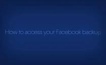 Embedded thumbnail for How to back up Facebook using Acronis True Image 2017