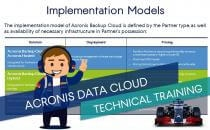 Embedded thumbnail for Acronis Data Cloud Technical Training: 2.2.2. Acronis Cyber Backup Cloud Implementation models