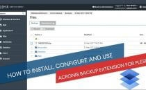 Embedded thumbnail for How to Install, Configure and Use the Acronis Cyber Backup Cloud Extension for Plesk: A Real-Time Training
