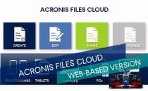 Embedded thumbnail for Acronis Data Cloud Technical Training: 4.4.1.Acronis Files Cloud. Web-Based Version