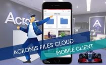 Embedded thumbnail for Acronis Data Cloud Technical Training: 4.4.3.Acronis Files Cloud. Mobile Client