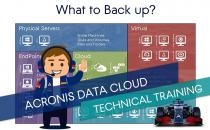 Embedded thumbnail for Acronis Data Cloud Technical Training: 2.2.1. Backup service basics