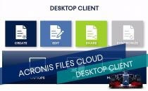 Embedded thumbnail for Acronis Data Cloud Technical Training: 4.4.2.Acronis Files Cloud. Desktop Client
