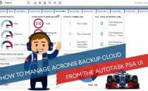 Embedded thumbnail for How to Set Up an Integration between Acronis Data Cloud and Autotask PSA: A Real-Time Training Demo