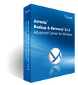 Acronis Backup & Recovery 11.5 Advanced Server for Windows